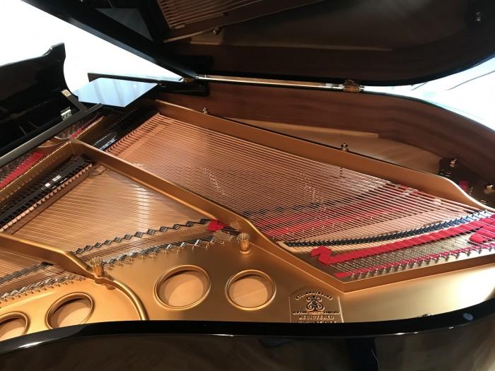 Steinway O-180 #256017 (1928) n4